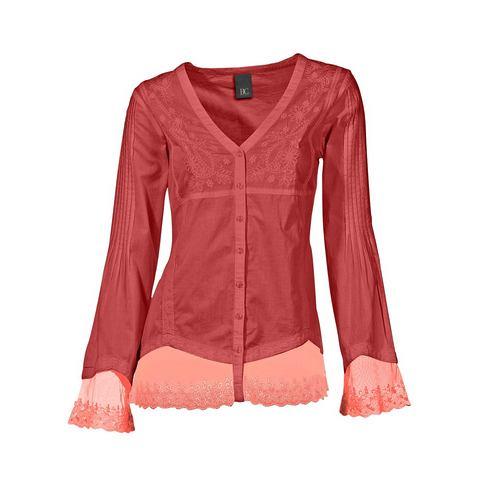 Kanten blouse