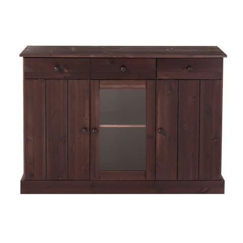 Dressoirs HOME AFFAIRE Sideboard 3-deurs breedte 115 cm 765557