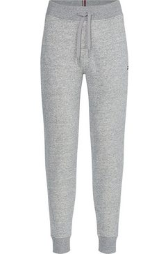 tommy sport joggingbroek grijs