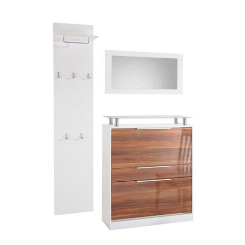 Complete garderobes Garderobeset Rena 1 3-delig 450669