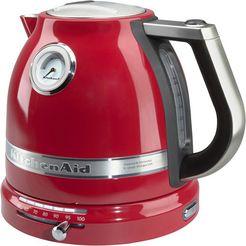 kitchenaid waterkoker 5kek1522eer rood