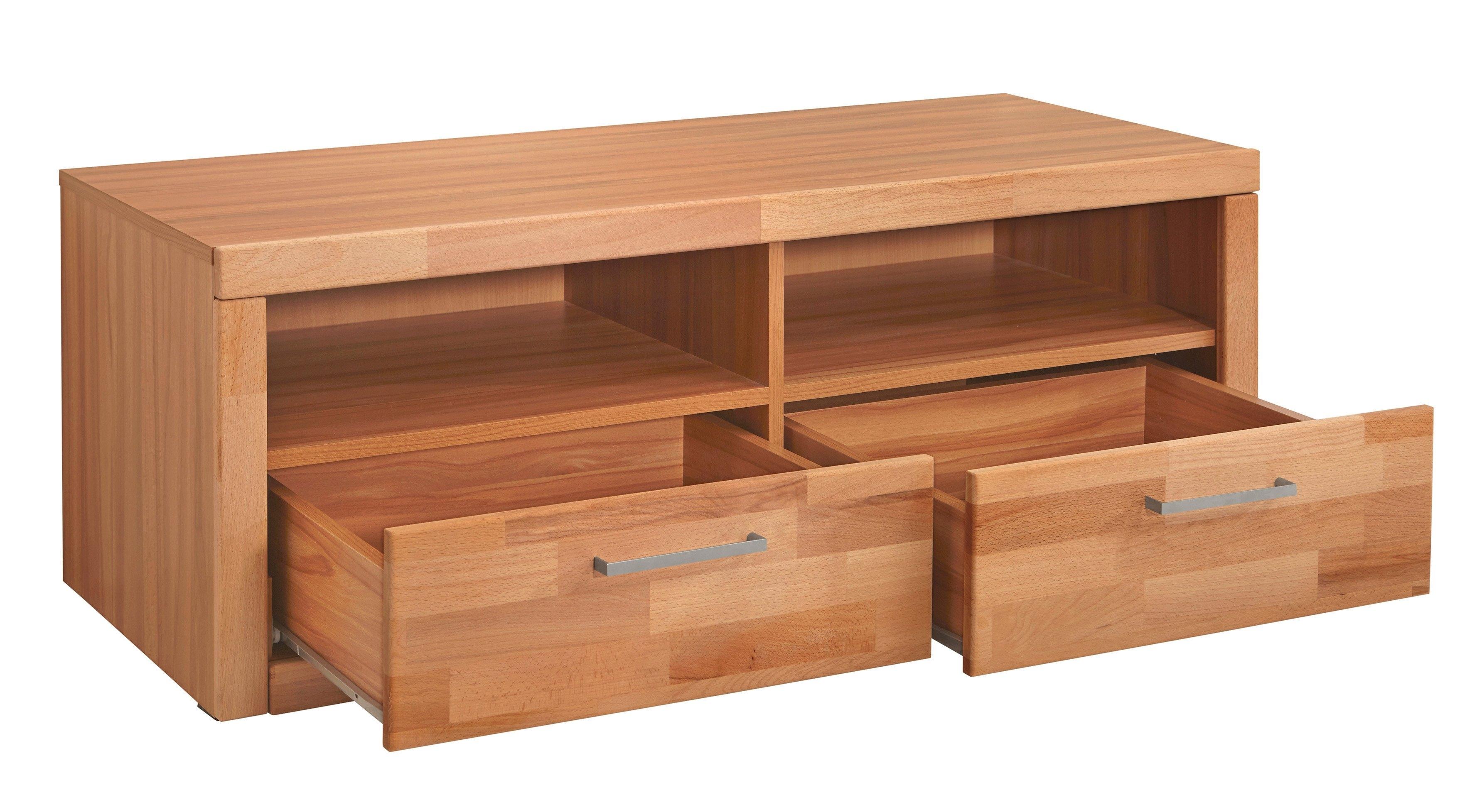 lowboard van 130 cm breed vind je bij otto. Black Bedroom Furniture Sets. Home Design Ideas