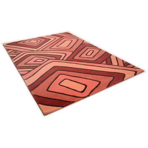 THEKO Karpet Como 6839 van wol