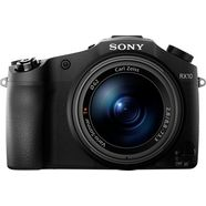 sony cyber-shot dsc-rx10 bridge camera, 20,2 megapixel, 8x opt. zoom, 7,5 cm (3 inch) display zwart