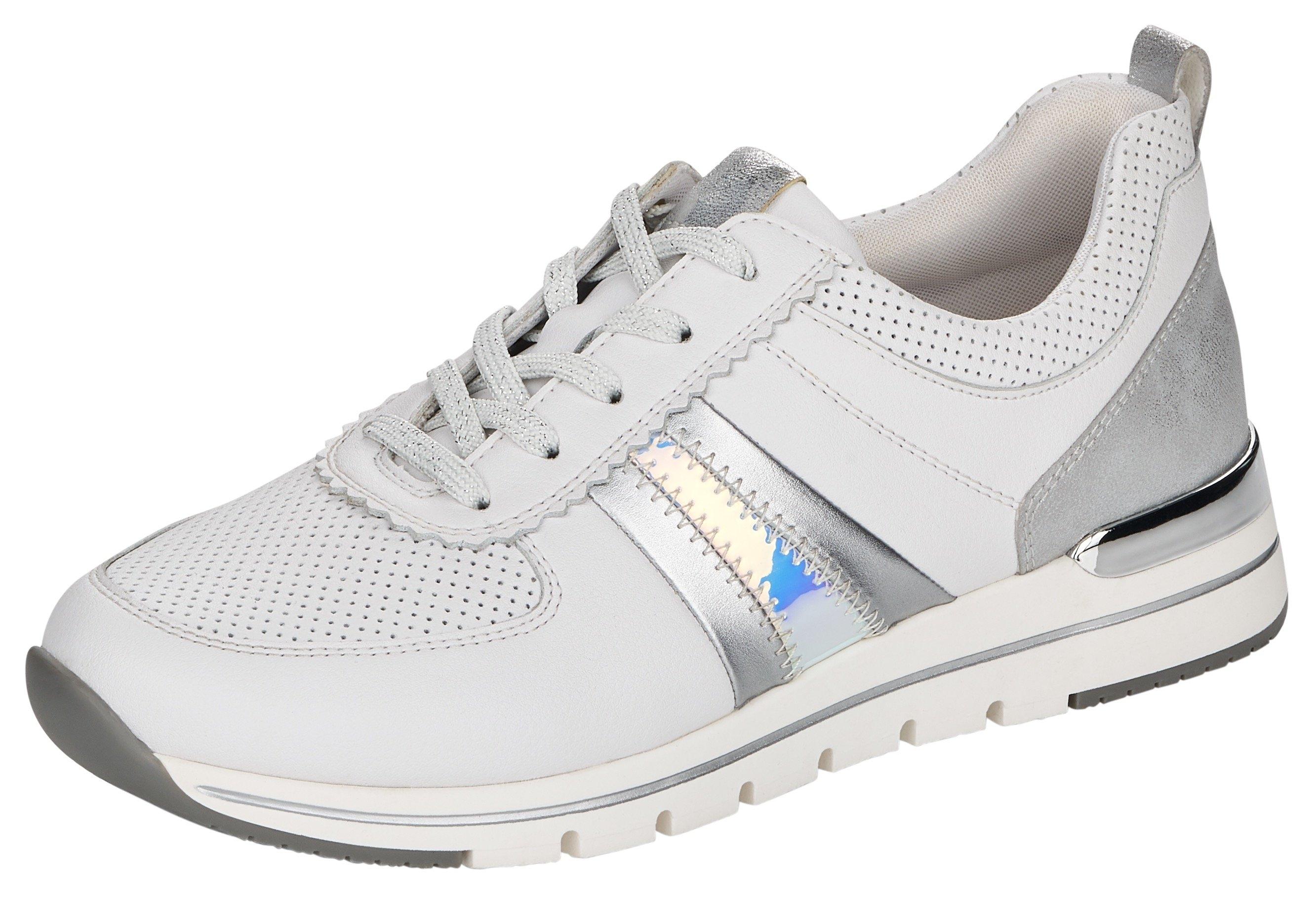 Remonte sneakers met metallic-details veilig op otto.nl kopen