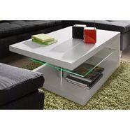 salontafel met lichtgewichtblad wit