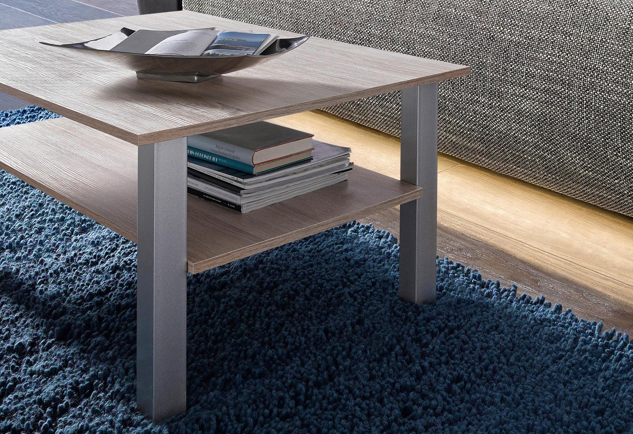 Op zoek naar een Salontafel in onderhoudsarme hout-look? Koop online bij OTTO