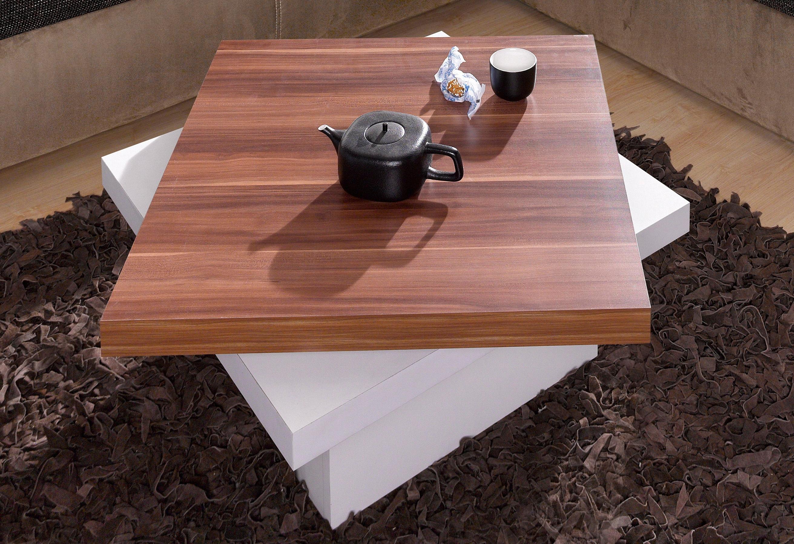 Salontafel met draaibaar tafelblad bestellen: 14 dagen bedenktijd