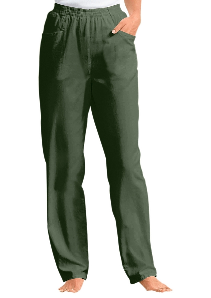 Classic Basics broek van puur katoen online kopen op otto.nl