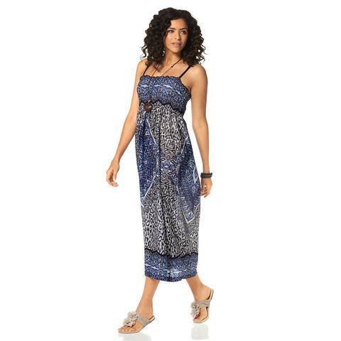 BOYSEN'S Maxi-jurk van jerseymateriaal