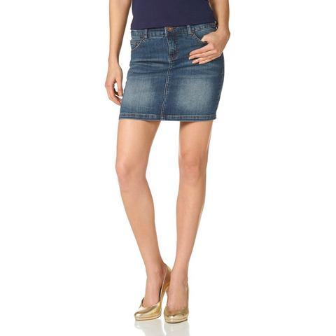 ARIZONA Jeans-rok in 5-pocketsstijl