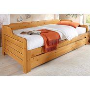 home affaire bed in landhuisstijl beige