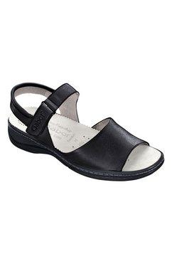 gabor sandalen met verstelbaar wreefriempje zwart