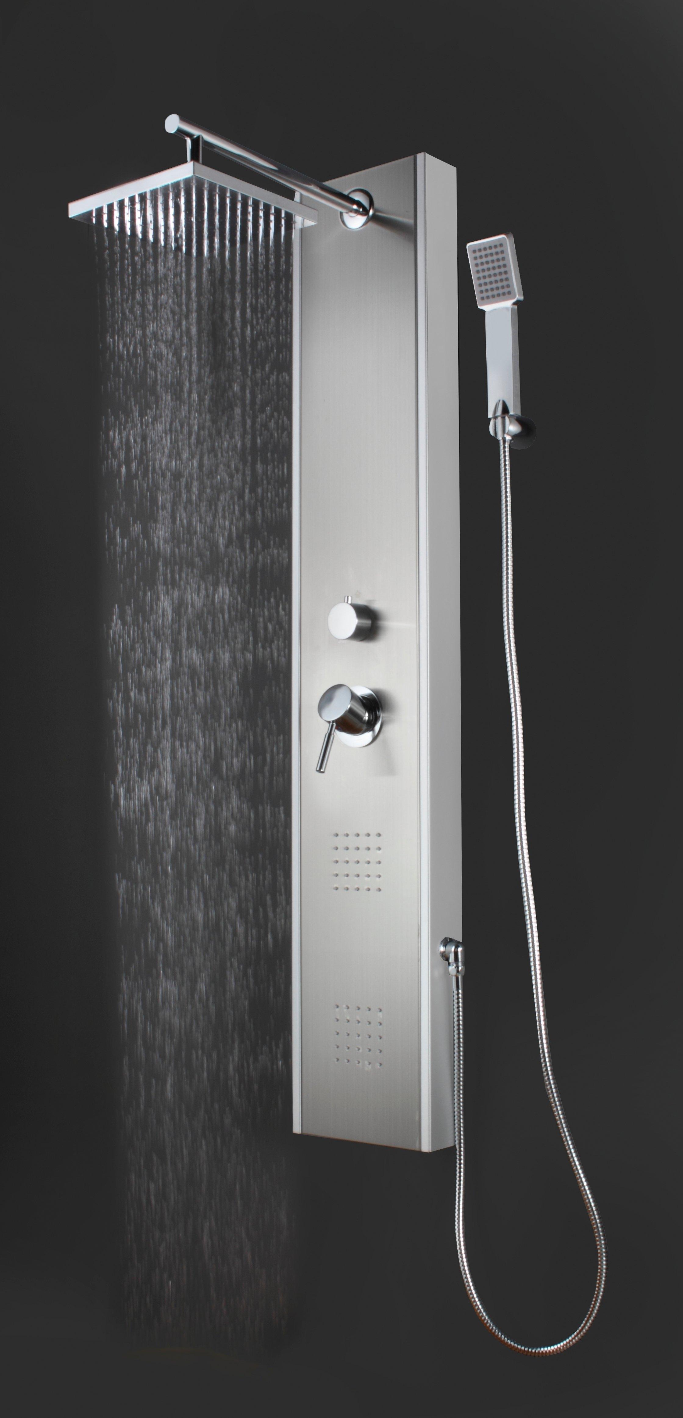 Philips Douchestang »Lina«, 22 cm nu online kopen bij OTTO