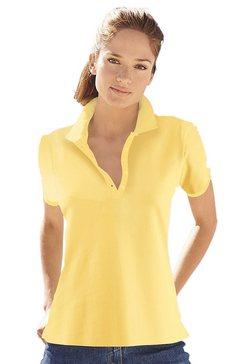 casual looks poloshirt in prachtige zomerkleuren geel