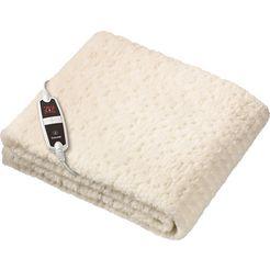 beurer elektrische deken ub 53 beige