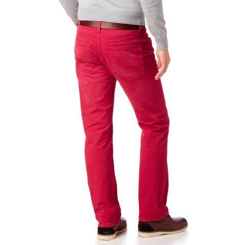 JOHN DEVIN Jeans met rechte pijpen