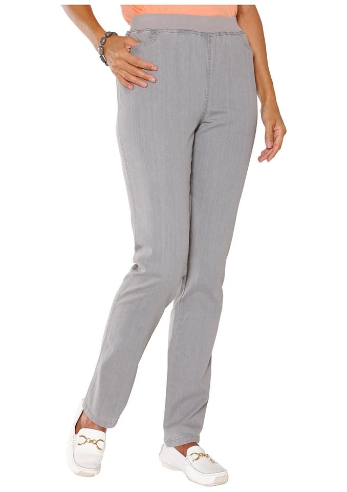 Classic Basics broek met hoog draagcomfort nu online bestellen