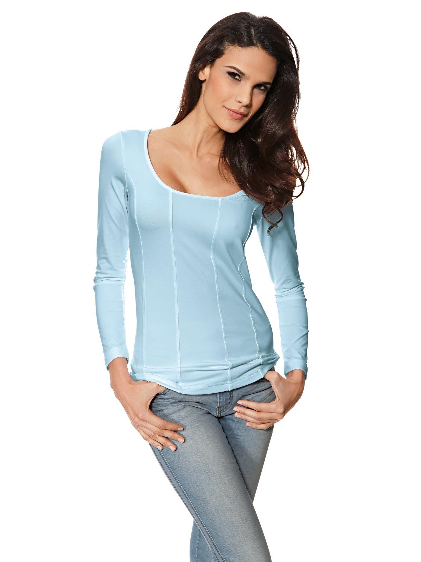 Op zoek naar een LINEA TESINI by Heine shirt met lange mouwen? Koop online bij OTTO