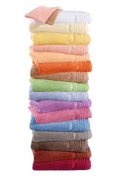 Badhanddoeken met smalle randen