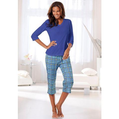 H.I.S Capri-pyjama met 3/4-mouwen