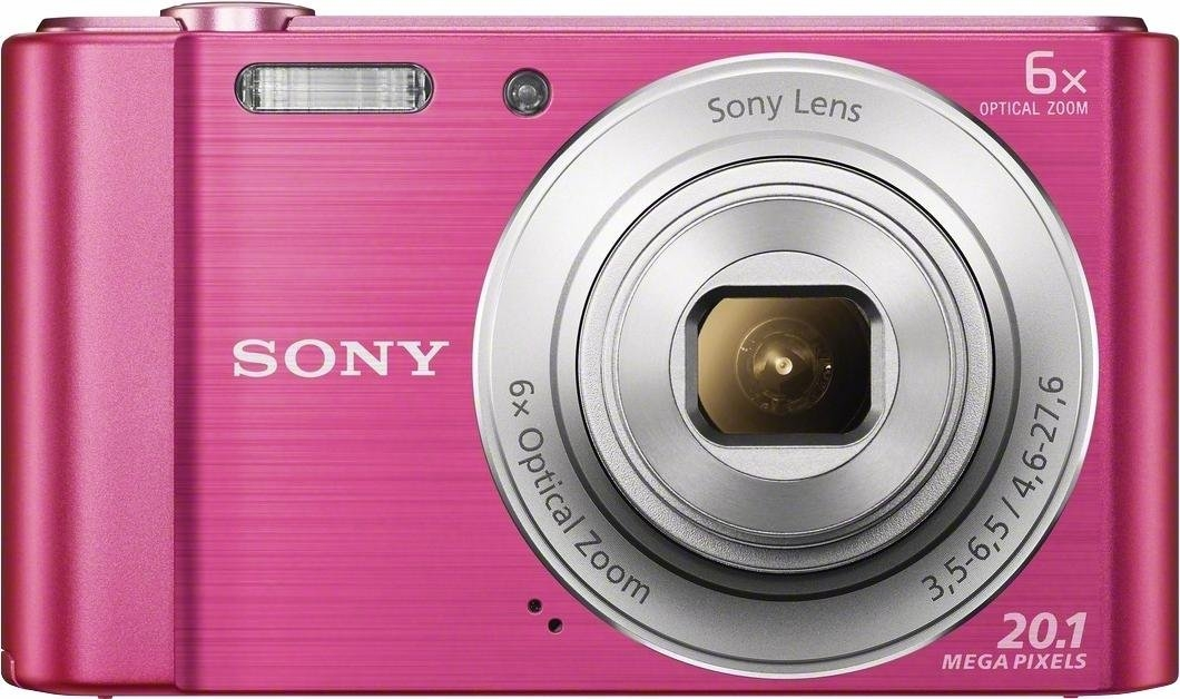 Op zoek naar een SONY Cyber-shot DSC-W810 Compakt camera, 20,1 Megapixel, 6x opt. Zoom, 6,8 cm (2,7 inch) Display? Koop online bij OTTO