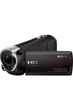 HDR-CX240E ZEISS 1080p (Full HD)/720p (HD-ready) Camcorder
