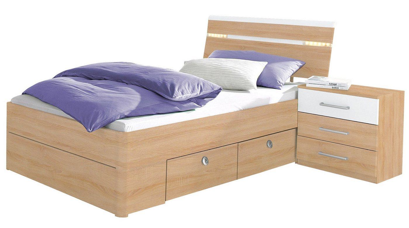 RAUCH Bed met of zonder verlichting