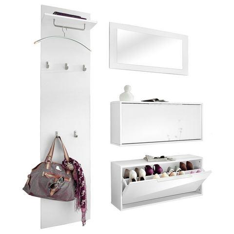 Complete garderobes Garderobeset Rena 3 4-delig 733084