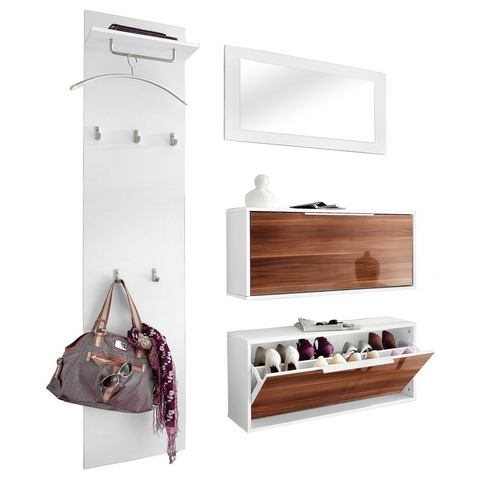 Complete garderobes Garderobeset Rena 3 4-delig 791935