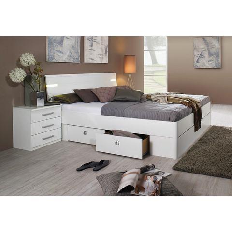 RAUCH Bed met of zonder verlichting zonder verlichting wit Rauch 235911