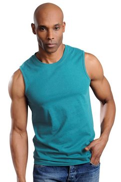 muscle-shirt (set van 3), katoen »cotton made in africa« multicolor