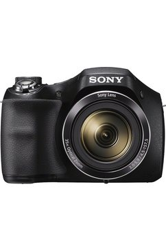 DSC-H300 Superzoom camera, 20,1 Megapixel, 35x opt. Zoom, 7,6 cm (3 inch) Display