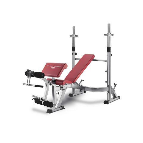 BH-FITNESS Fitnessbank Optima Press