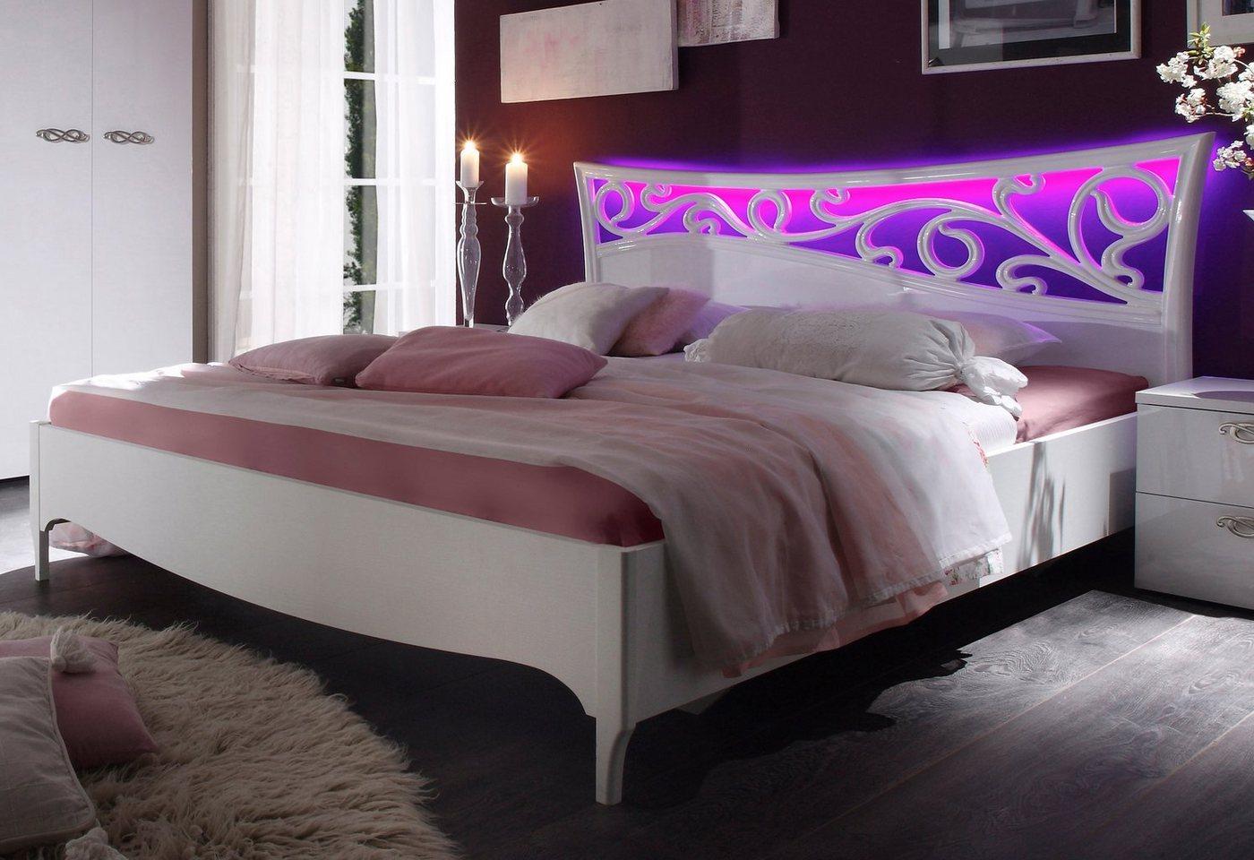Bed in 2 breedten