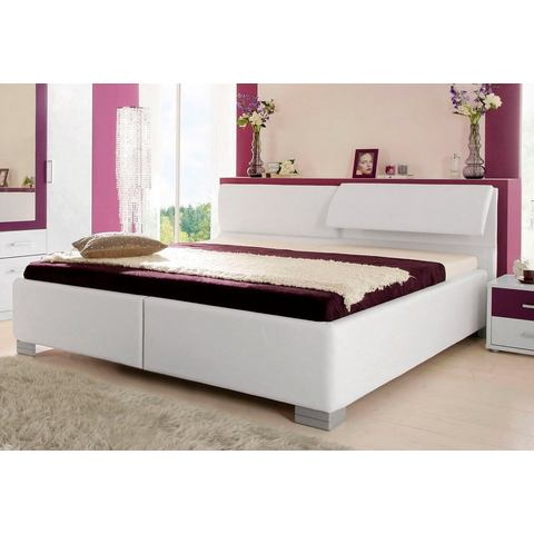 Bed met verschillende matrassoorten, Made in Germany