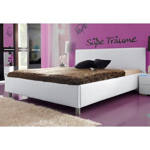 Bed Made in Germany met koudschuimmatras wit Breckle 880192