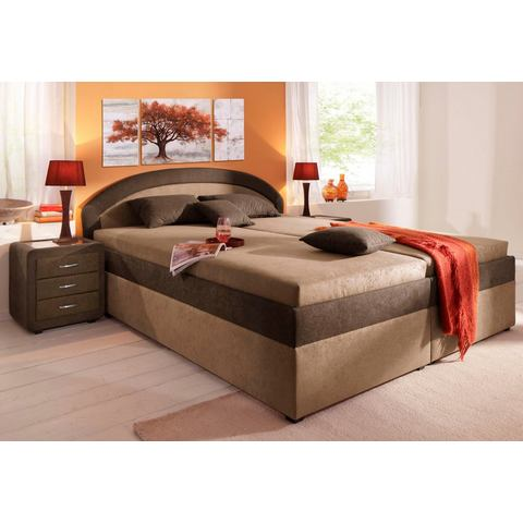 Bed Maintal Made in Germany Bonell binnenveringsmatras H3 Bonell binnenveringsmatras H3 Maintal 701414