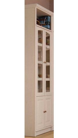 Kasten  vitrinekasten Boekenkast 'serie Soeren' 4-deurs 737840