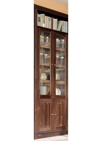 Kasten  vitrinekasten Boekenkast 'serie Soeren' 4-deurs 458779