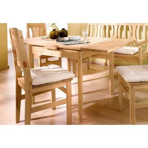 Eettafels Massief houten eettafel 618780