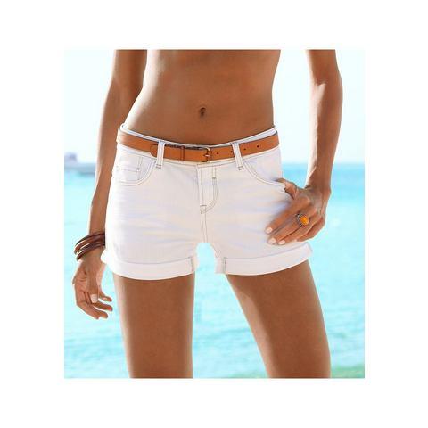NU 15% KORTING: S.OLIVER RED LABEL beachwear strandshort