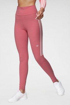 adidas originals legging »fakten« roze