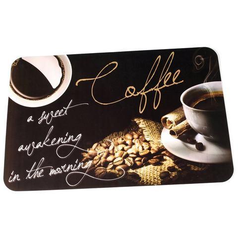 Placemat, Ritzenhoff & Breker, 'COFFEEBEAN', set van 6