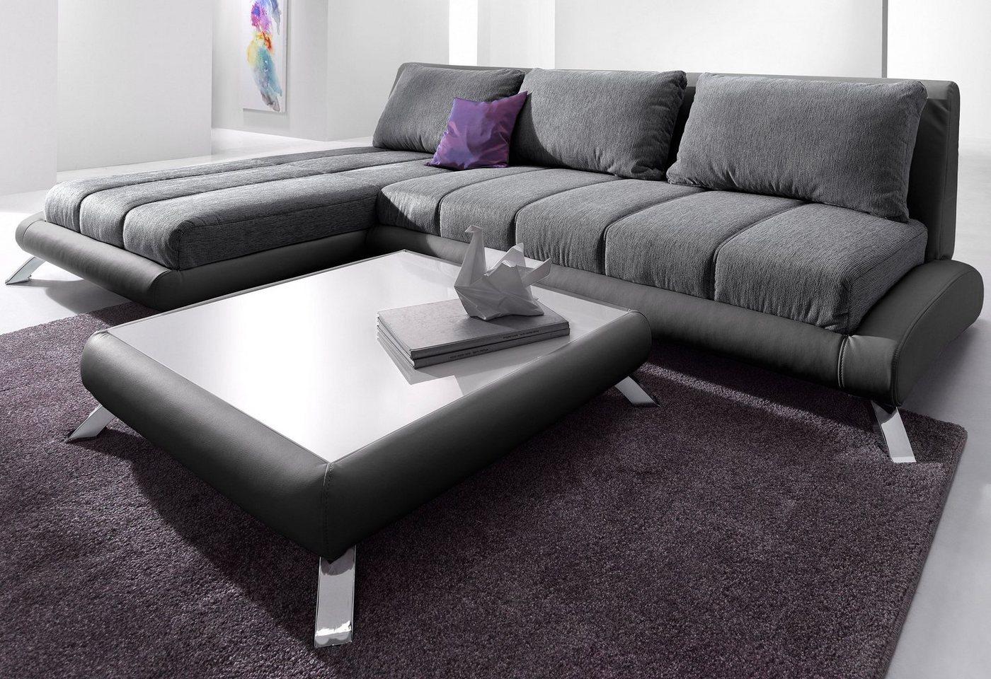 Hoekbank in lounge-design
