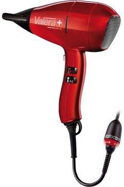 valera haardroger swiss nano 9200 ionic rotocord rood