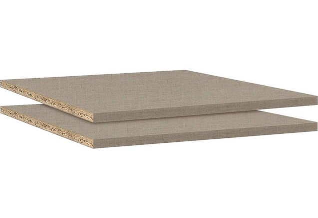 Plank, set van 2