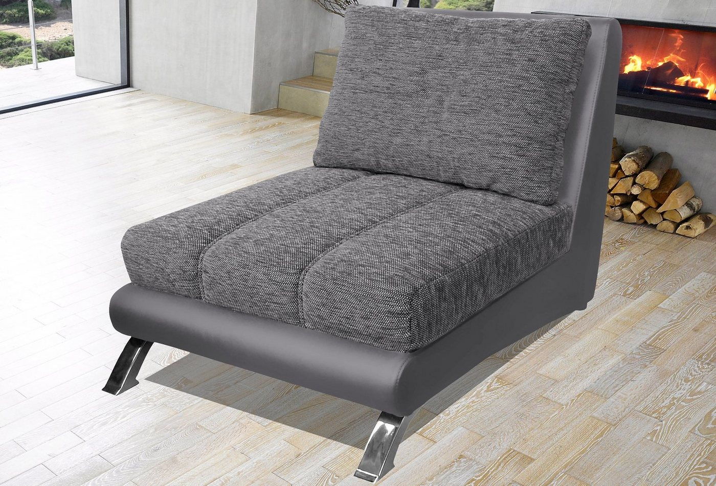 Fauteuil in lounge-design