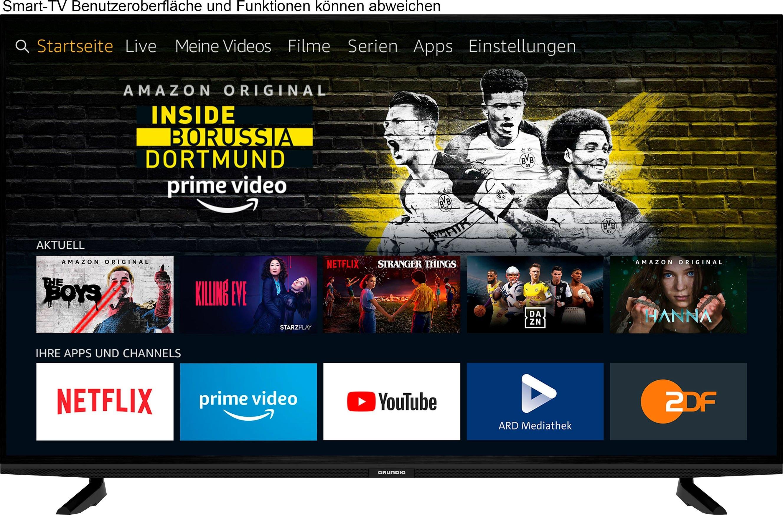 Grundig »65 VOE 82 - Fire TV Edition« LED-TV bestellen: 30 dagen bedenktijd