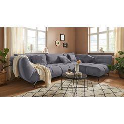 mr. couch hoekbank foxy 5 jaar fabrieksgarantie op koudschuimvulling, duurzaamheid, exclusieve collectie grijs